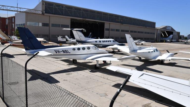 Essendon is Australia's biggest private jet base.