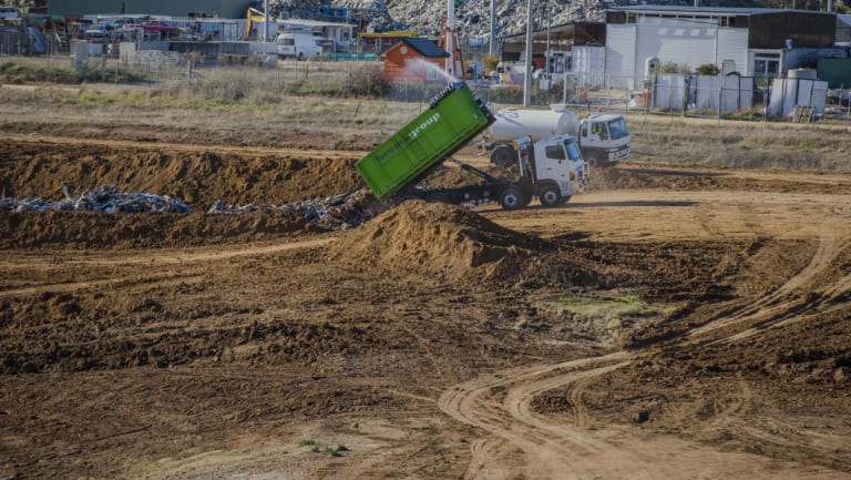 West Belconnen Landfill Resource Management Centre will close by 2021.