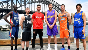 On the rebound: The NBL season begins again this week.