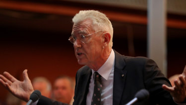 National Seniors chief advocate Ian Henschke said the way deeming rates are set must be taken out of the hands of politicians.