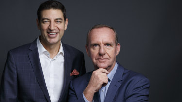 Breakfast buddies Basil Zempilas and Steve Mills are back in favour for breakfast listeners.
