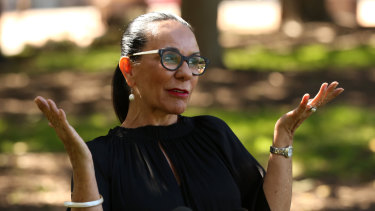 "Linda Burney, in a press conference on Friday, said drug addiction was ""a health issue"" that should not be dealt with through the welfare system."