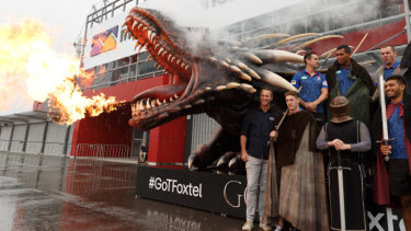 Game of Thrones is a vital part of Foxtel's business.
