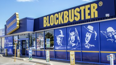 Blockbuster Morley conjures nostalgia for anyone who rented videos when they were younger.