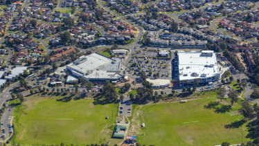 The Glenmore Park Town Centre includes a Woolworths, Coles and Aldi.