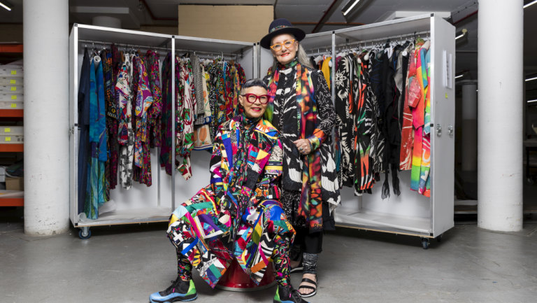 The Impact Of Jenny Kee And Linda Jackson On Australian Fashion