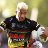 Kikau slams Dragons connection as 'fake news' as Red V table deal for Suli