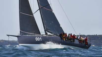 Ichi Ban officially claims Sydney to Hobart handicap honours