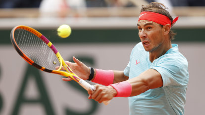Williams withdraws, Nadal through, Australians bounced from French Open