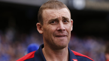 Row between Dees defenders a 'healthy' sign, says Goodwin