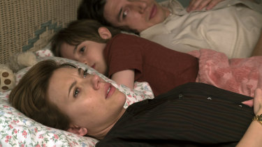Journalists from the Critics' Choice Association's voting body were flown to New York for Netflix film Marriage Story.