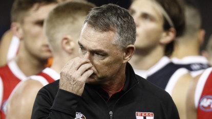 Should Alan Richardson keep his job?
