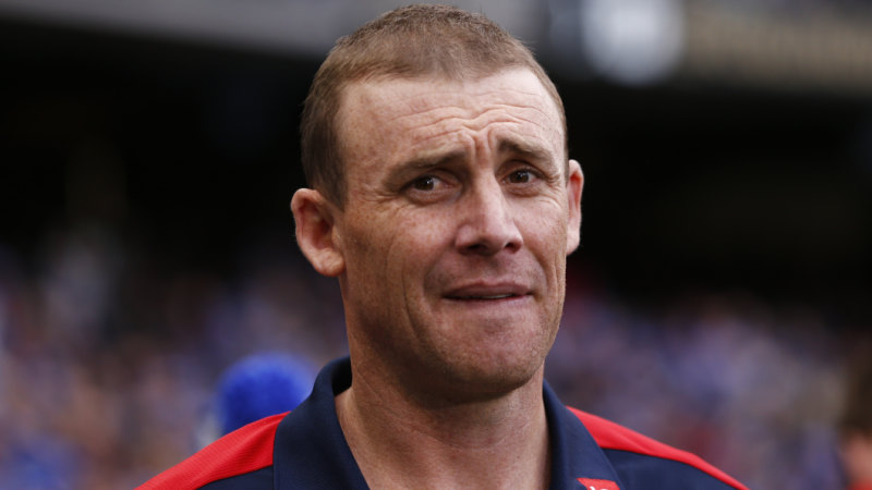 Demons revamp coaching structure mid-season in radical move