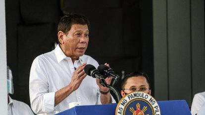 Duterte fires ambassador to Brazil seen attacking housekeeper
