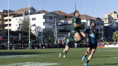 Randwick's loss to Argentina still a rare victory for club rugby fans