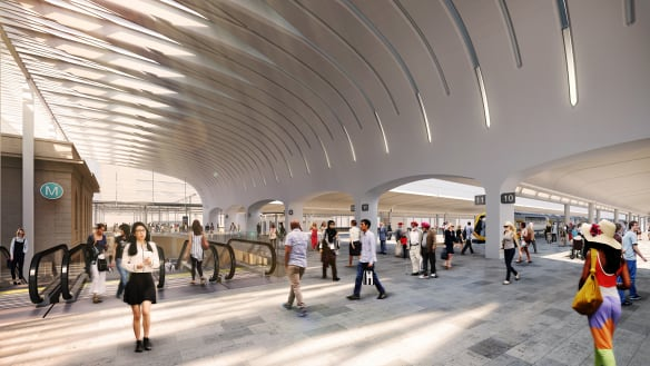 Dexus, Fraser Property lodge plans for new Central Station tech hub