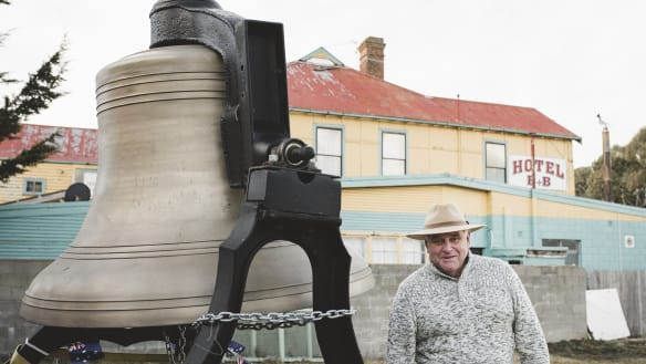 How this 1.8 tonne bell divided a town