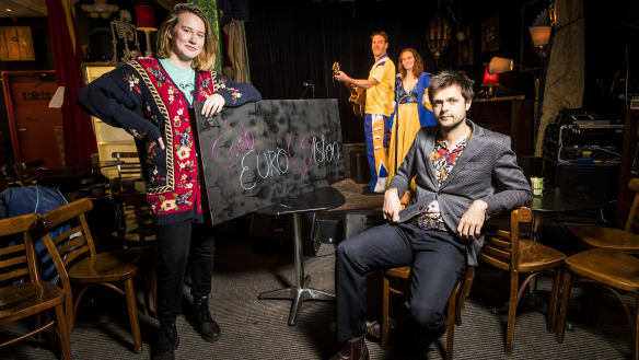 Canberra gets its very own Eurovision contest