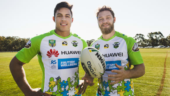 Can Raiders' lucky-charm jersey help break an NRL top-eight drought?
