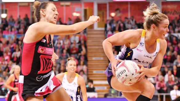 Sunshine Coast Lightning cruise to victory over Thunderbirds in Adelaide