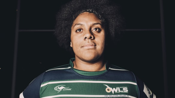 Anna Korovata rises to be Australia's first female rugby club captain