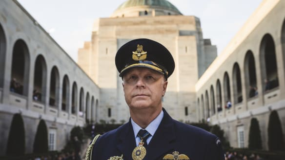 Outgoing Defence Chief: China has breached its neighbours' trust