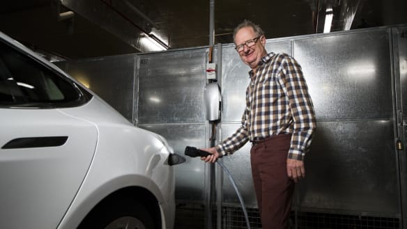 At least 40 new electric vehicle charging stations for ACT, NSW