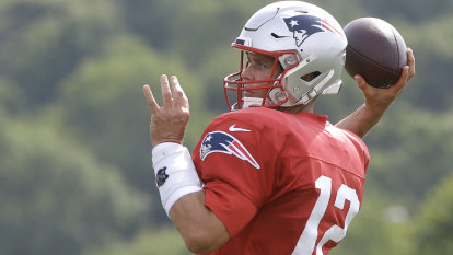 Tom Brady's new two-year Patriots deal will see him playing until 44
