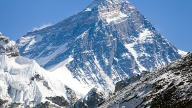 Two people have died on Mount Everest this climbing season.