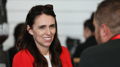 On a roll, Jacinda Ardern starts election spending spree with schools