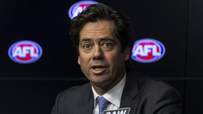 AFL signs new five-year deal with betting company