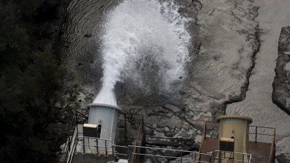 Sydney's new water strategy explores use of recycled sewage - again