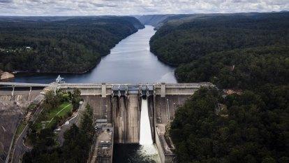 NSW Coalition members urge alternatives to raising Warragamba Dam wall