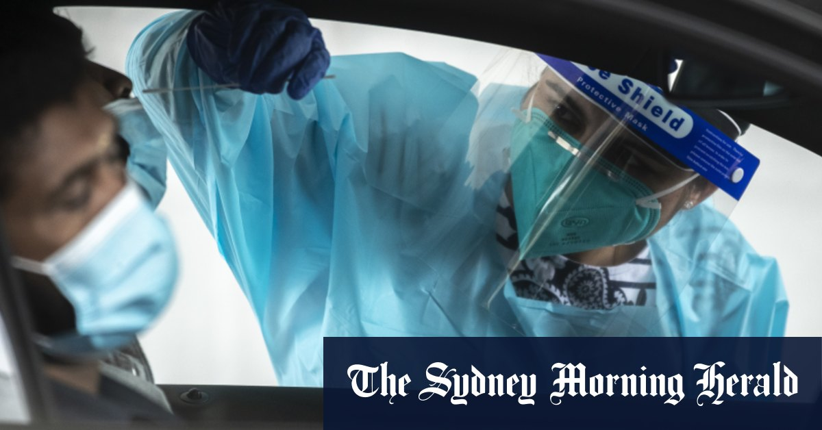 Push for higher COVID testing rates across NSW as state records one new local case – Sydney Morning Herald