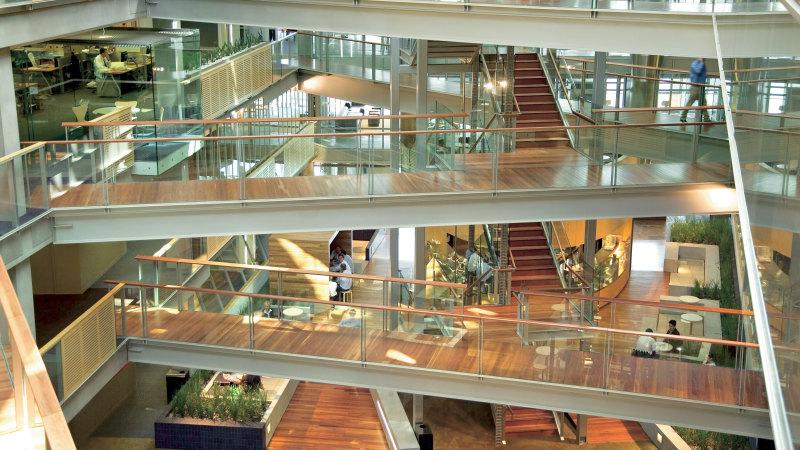 NAB to 'mothball' Docklands headquarters as Victoria locks down – Sydney Morning Herald