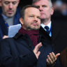 Woodward hints at Manchester United transfer spree