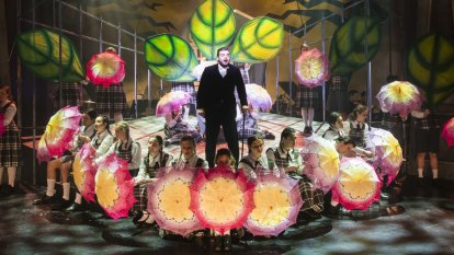High fashion meets Dr Seuss in promising new Australian opera