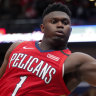 Zion shines in debut but Pelicans fall short