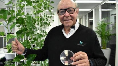 Australian solar glass company at cutting edge of world's green tech