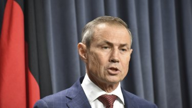 WA Health Minister Roger Cook is forced to explain the shocking details of a report into the death of Aishwarya Aswath on May 17, 2021.