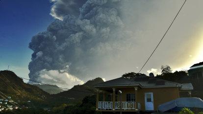 Volcanic ash forces re-think for Windies tour venues