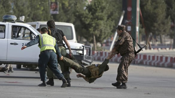 US diplomats 'in talks with Afghanistan Taliban'
