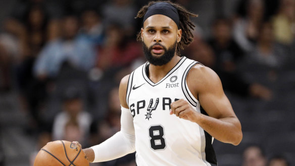 Patty Mills calls for BA to invest in Boomers FIBA World Cup lead up