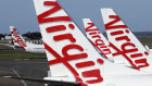 Virgin Australia's valuation is still far beyond that of the new domestic challenger, Regional Express, which began operating inter-state capital city flights in March and currently has a market value of about $142 million.