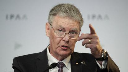 Retiring top spy calls for public servant training to avoid politicisation