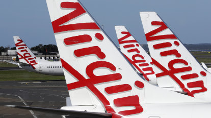 Virgin's administrators put brakes on plane repossessions