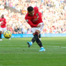 Manchester United too good for Brighton, Wolves beat Villa