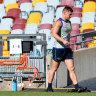 Lions ease Zorko back as Dockers set to welcome Hogan's return
