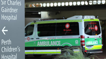 Two major Perth hospitals call internal emergencies as pressure on Cook grows
