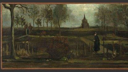 Dutch police make arrest over stolen Van Gogh painting